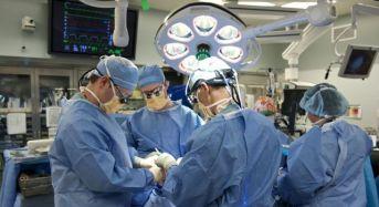 Υποβλήθηκε για δεύτερη φορά σε μεταμόσχευση προσώπου