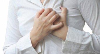 Το σφίξιμο στο στήθος δεν προμηνύει μόνο πρόβλημα στην καρδιά