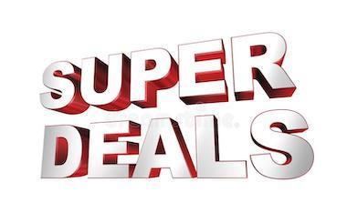 Super Deals bij Kartbaan Winterswijk