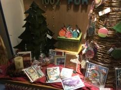 Weihnachtskarten zum Verkauf