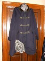 Risorgimento - cappotto da uomo con alamari