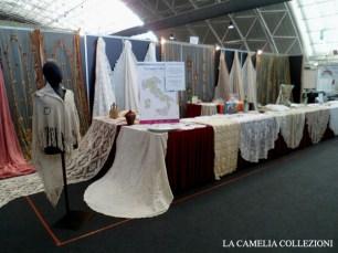 allestimento stand - benvenuti al sud - fiera milano - la camelia collezioni