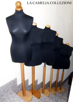 manichini sartoriali - la camelia collezioni