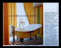 rivista casa idea - 7 - la camelia collezioni
