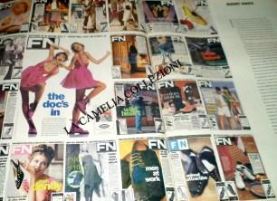 riviste di calzature e scarpe - la camelia collezioni