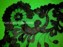 stola punto rammendo su tulle 50x150 - la camelia collezioni