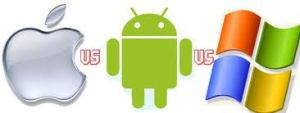 Apple or Android or Microsoft