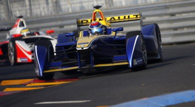 Buemi wins first race of the Formula E season