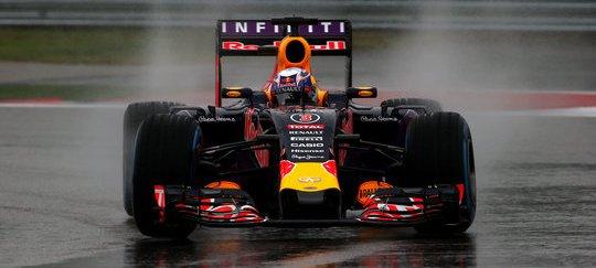 Redbull F1 US GP