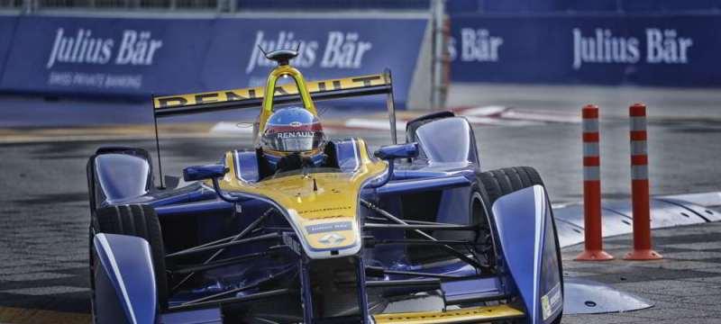 E.DAMS Renault Prost Malaysia