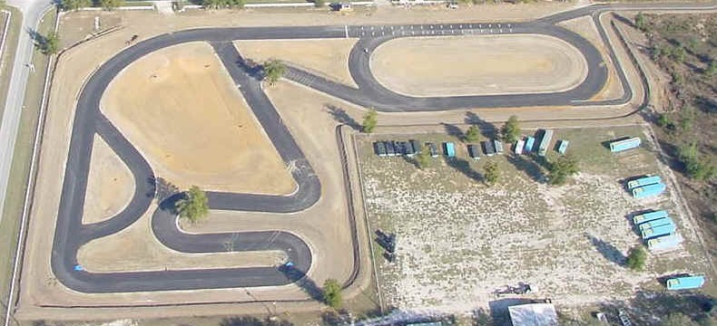 Ocala Track overview