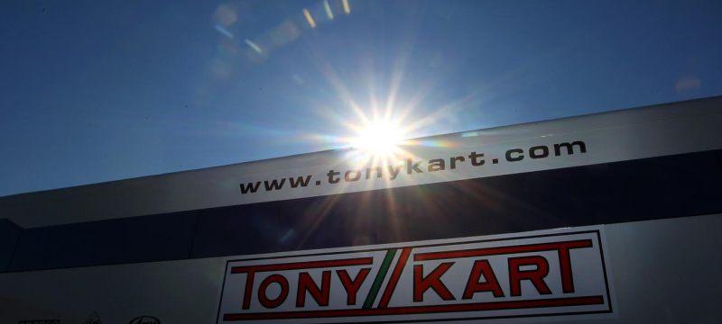 Tony Kart factory team starts at DKM