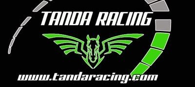 Tanda Racing Praga karts arrive and drives for 2016 logo