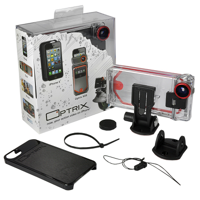 Optrix Xd5 iphone case 5, 5s and Se