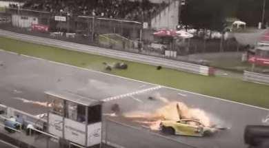 Fatal crash Lamborghini Gallardo our condolenses