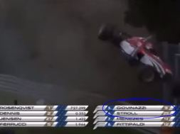 Compilation of the worst single seater Crashes Volume 2