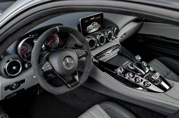 Interior driver side