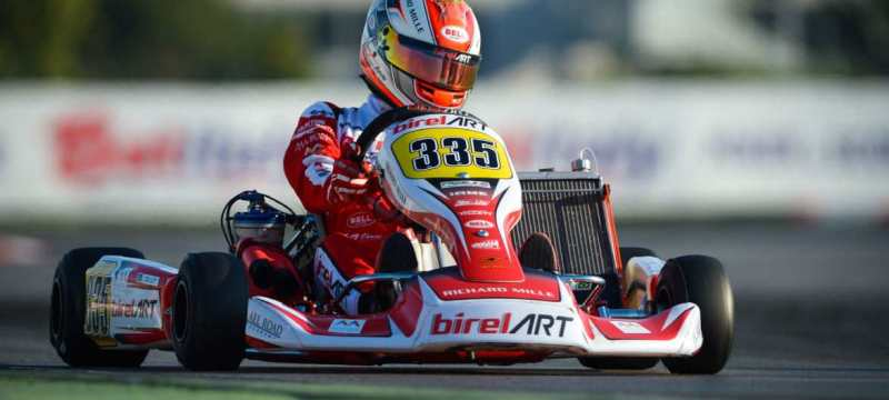 Birel art 2017