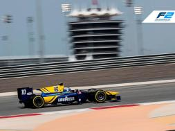 Latifi tops second morning in Bahrain