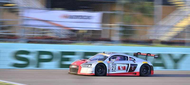 M1 GT Racing Kicks Off 2017 Season at the FARA USA Sunset 500