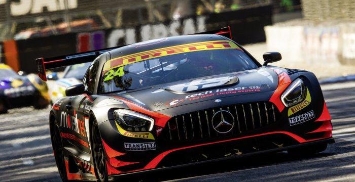 Customer Racing: Australian GT / Pirelli World Challenge: Mercedes-AMG GT3 scores first overall win of 2017