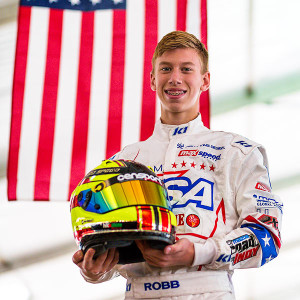 Sting Ray Robb Joins the 2017 Pro Mazda Championship with World Speed