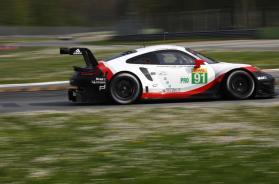 WEC Porsche GT Team names third drivers for Le Mans