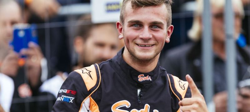 Alex Irlando is the new International KZ2 Super Cup winner!