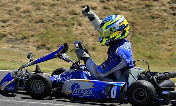 New Zealand's Wood Wins Jnr MAX in Melbourne