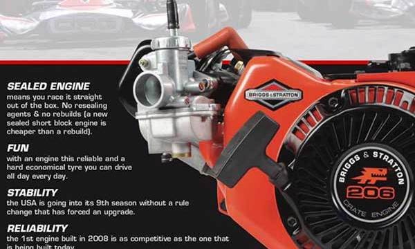 The Briggs & Stratton 206 Is Now Available