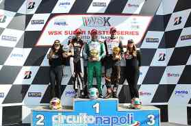 WSK Super Master Series – FINAL STANDINGS
