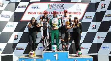 WSK Super Master Series – FINAL STANDINGS