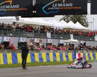 lemans 24 hours of karting 2018