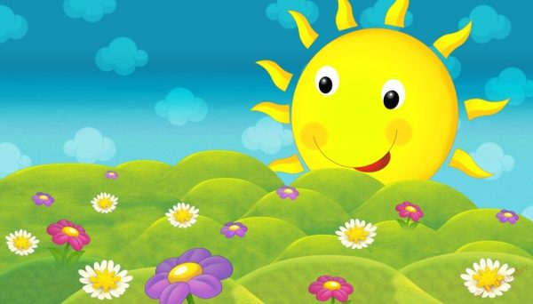 Солнышко - картинки для детей | Картинки Detki.today