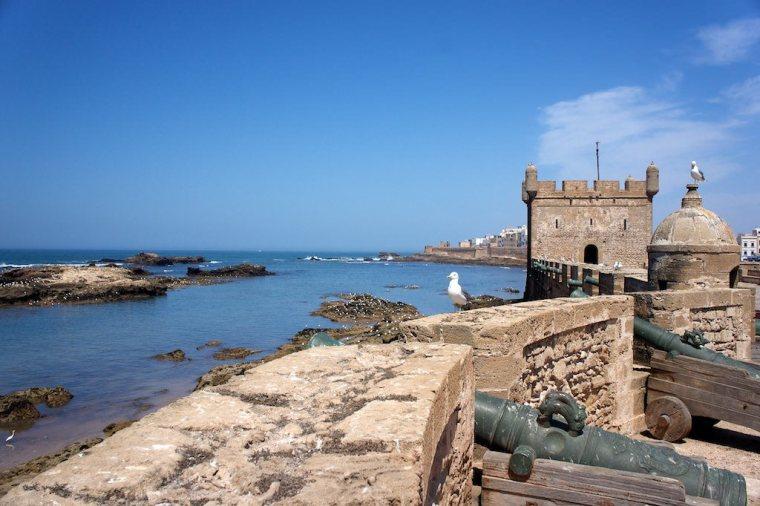 Mury obronne Essaouiry