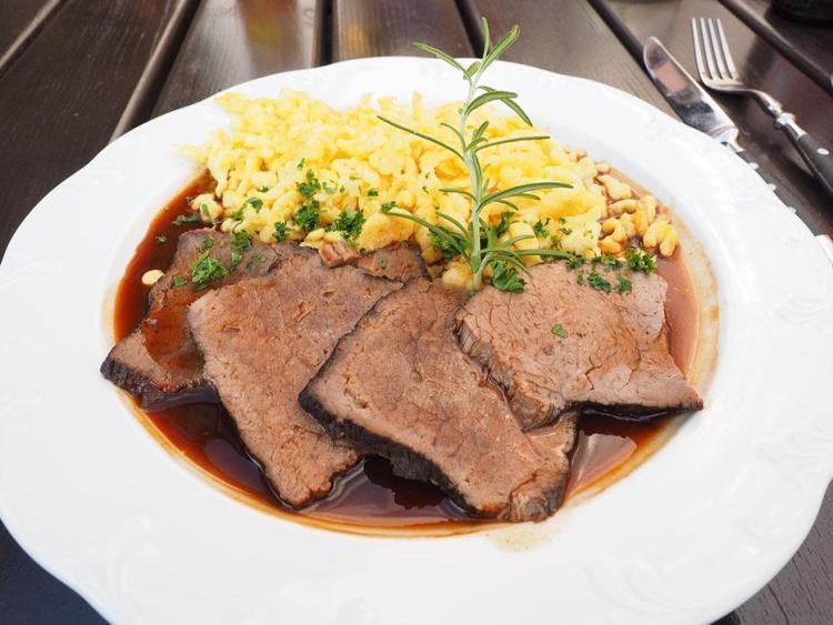 La cocina de Westfalia y dónde saborearla en Münster