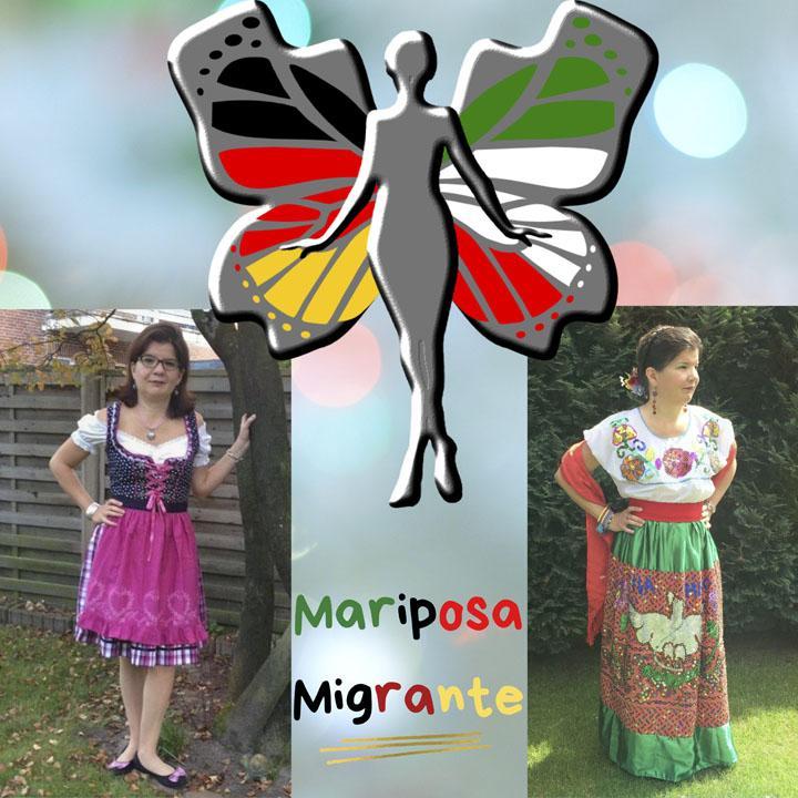 Entrevista a Natalia, autora de Mariposa Migrante