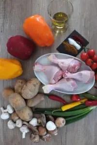 Tutaten Tandoori Chicken by Kartoffelwerkstatt