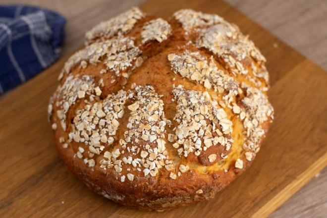 Kartoffel-Quark-Brot