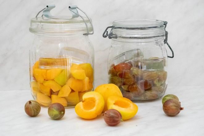 Fermentiertes Obst