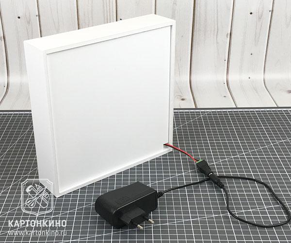 آماده سازی کارتریج ها و آغازگر برای جعبه نور