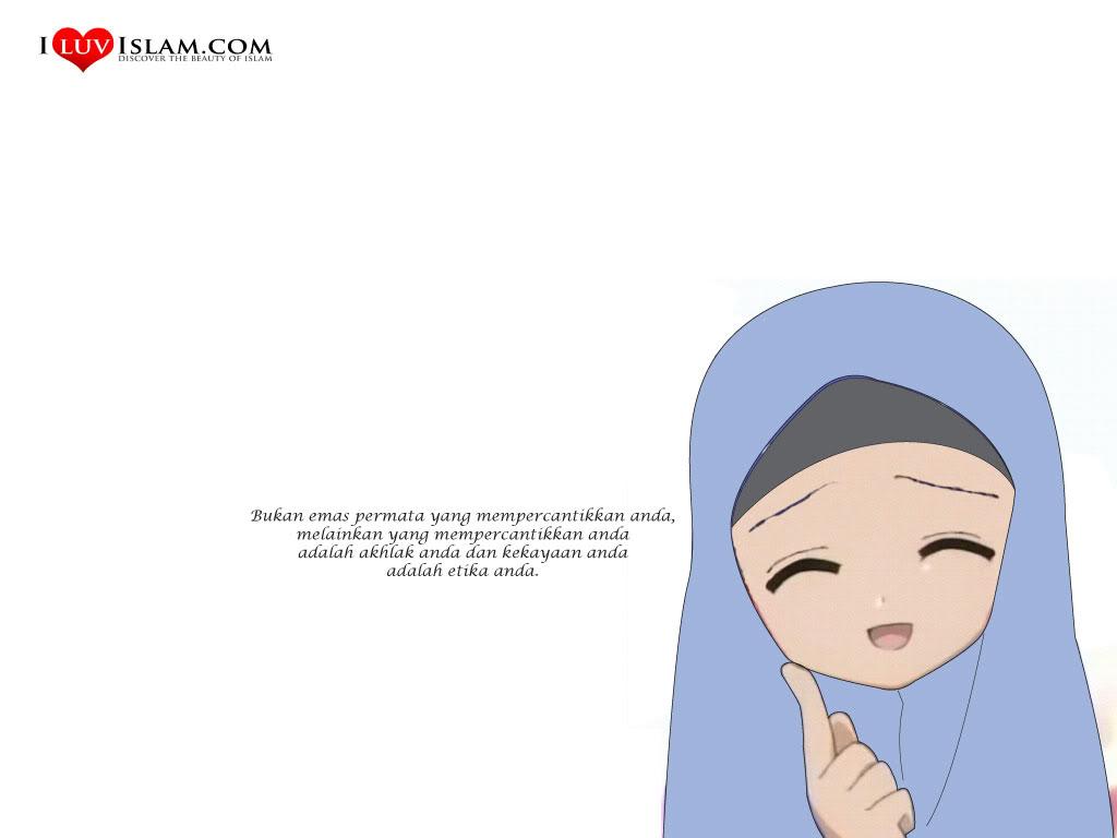 kartun muslimah biografi masyitoh