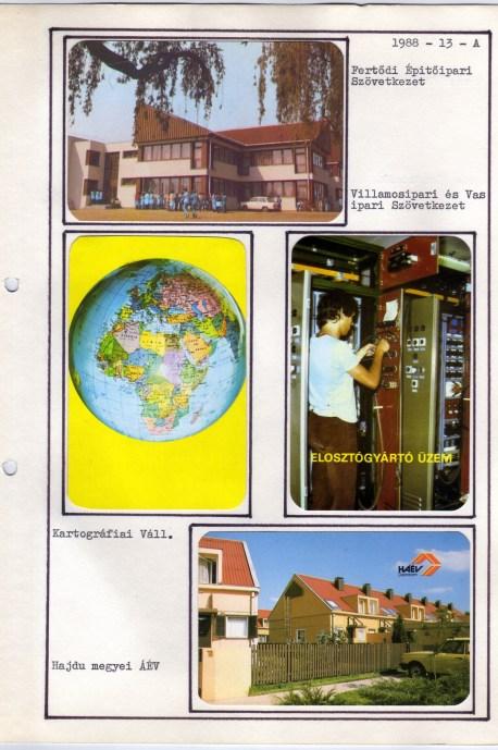 1988-as kártyanaptár-album - 025