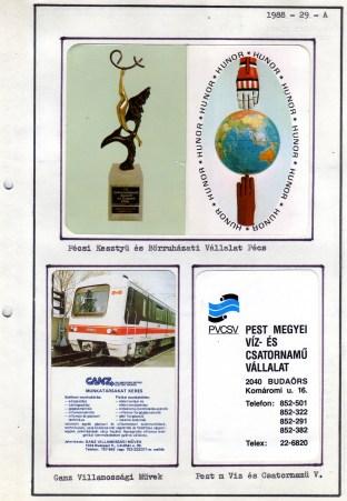1988-as kártyanaptár-album - 057