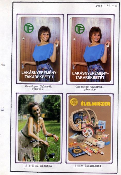 1988-as kártyanaptár-album - 087
