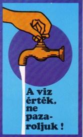 A víz érték - 1972