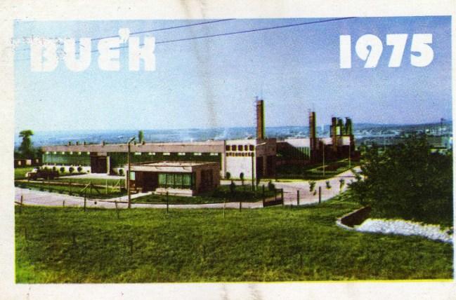 AGRIA Bútorgyár (Eger) - 1975