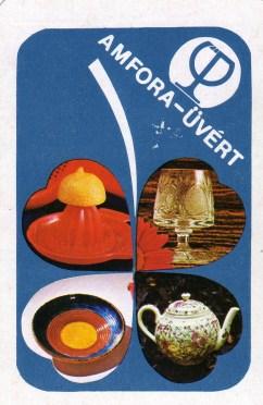 Amfora-Üvért - 1976