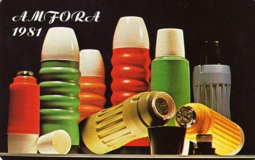Amfora-Üvért - 1981