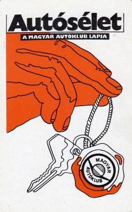 Autósélet (a Magyar Autóklub lapja) - 1977